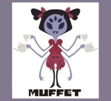 Muffet Color Kids Tee