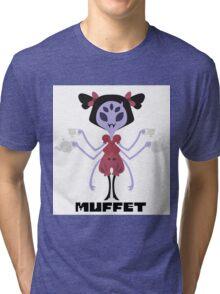 Muffet Color Tri-blend T-Shirt