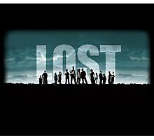 LOST Photographic Print