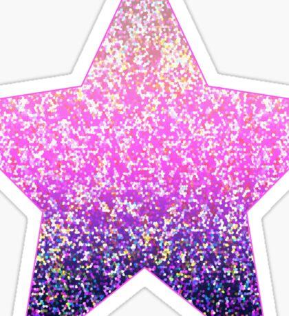Glitter Graphic Sticker