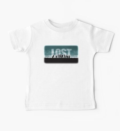 LOST Baby Tee