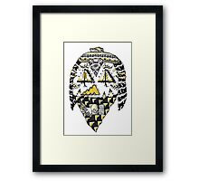 Ancient Thug Framed Print