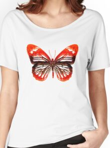 Butterfly abstract Women's Relaxed Fit T-Shirt