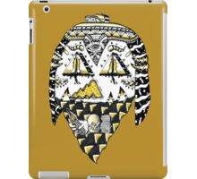 Ancient Thug iPad Case/Skin