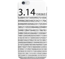 1,200 Digits of Pi iPhone Case/Skin