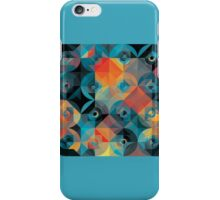 Circles of Fire iPhone Case/Skin
