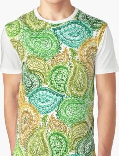 Green Fantasy Graphic T-Shirt