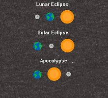 All Three Types of Eclipse T-Shirt