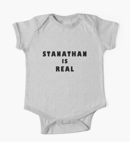 Stanathan is real  One Piece - Short Sleeve