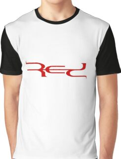 Red Band Logo Graphic T-Shirt