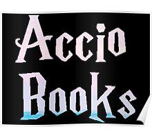 Accio Books Poster