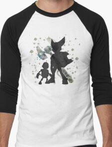 Ratchet & Clank and Millennium 12 Men's Baseball ¾ T-Shirt