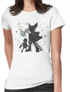 Ratchet & Clank and Millennium 12 Womens Fitted T-Shirt