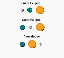 All types of Eclipse T-Shirt