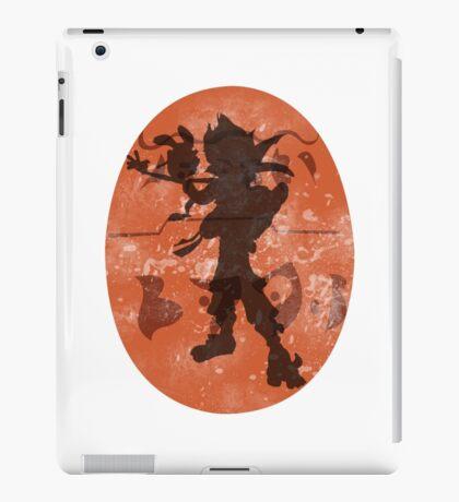 Jak Precursor iPad Case/Skin