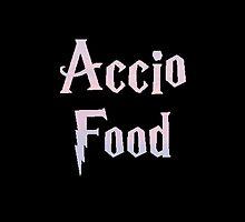 Accio Food by pottergod