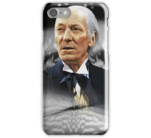Doctor Who: The William Hartnell Years - The First Doctor iPhone Case/Skin