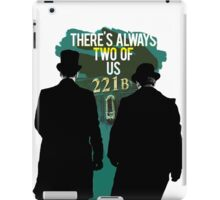 Sherlock - The Abominable Bride iPad Case/Skin