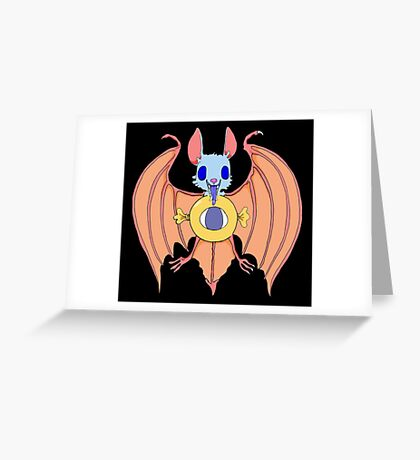Candy Coat of Arms Greeting Card