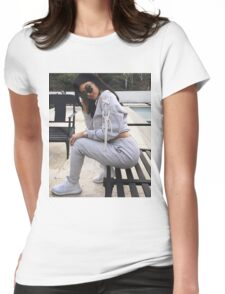 Kylie Jenner Sit Womens Fitted T-Shirt