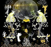 Fantasy Dream (Poem in the description) by Charldia