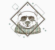 Panda Model Unisex T-Shirt