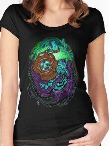 Tide Reaper Women's Fitted Scoop T-Shirt