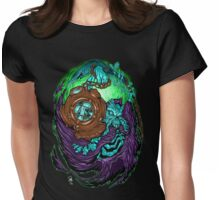 Tide Reaper Womens Fitted T-Shirt
