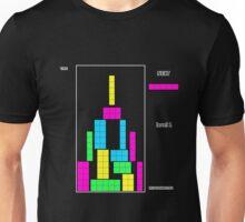 Level 1 black Unisex T-Shirt