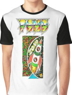 Pond Print 'Zond' Graphic T-Shirt
