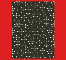 Eames Era Dots 27 One Piece - Short Sleeve