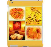 Originale da Alberto iPad Case/Skin