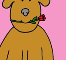 Belated Valentine. Sticker