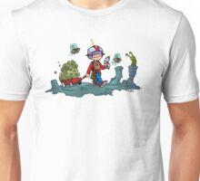 Walking on the moon... Unisex T-Shirt