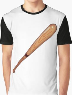 BASEBALL, BAT, Hit, Hitter, Slugger, Club Graphic T-Shirt