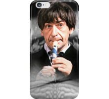 Doctor Who: The Patrick Troughton Years - The Second Doctor  iPhone Case/Skin