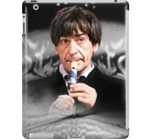 Doctor Who: The Patrick Troughton Years - The Second Doctor  iPad Case/Skin