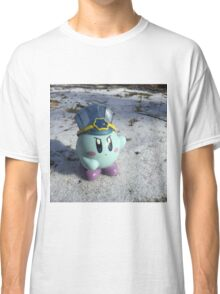 Ice Kirby Cools Off Classic T-Shirt