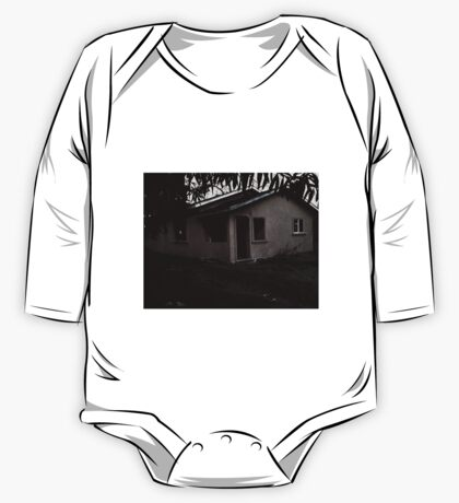 The Old Haunted House One Piece - Long Sleeve