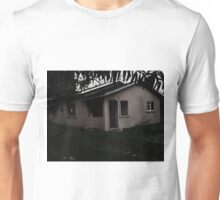 The Old Haunted House Unisex T-Shirt
