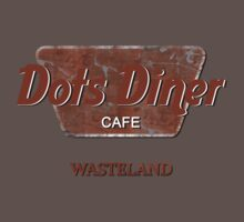Dots Diner Cafe - Wasteland Baby Tee