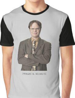 Dwight K. Schrute Graphic T-Shirt