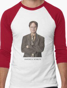 Dwight K. Schrute Men's Baseball ¾ T-Shirt
