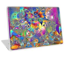 Acid World Laptop Skin
