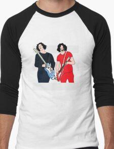 Jack White - The White Stripes Men's Baseball ¾ T-Shirt