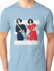 Jack White - The White Stripes Unisex T-Shirt