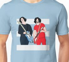 Jack White - The White Stripes Unisex T-Shirt