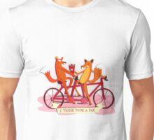 Fox tshirt/ funny tshirt Unisex T-Shirt