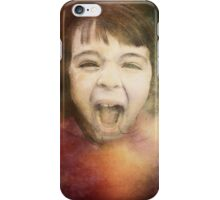 Let it out! iPhone Case/Skin