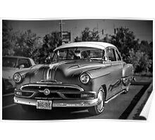 1954 Pontiac Laurentian 2-door Hardtop Poster